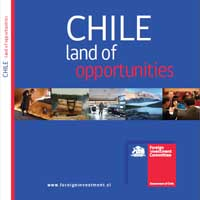 Chile land of opportunities<